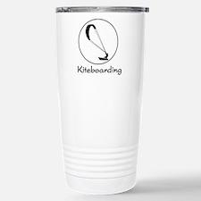 Kiteboarding Kitesurfing Travel Mug