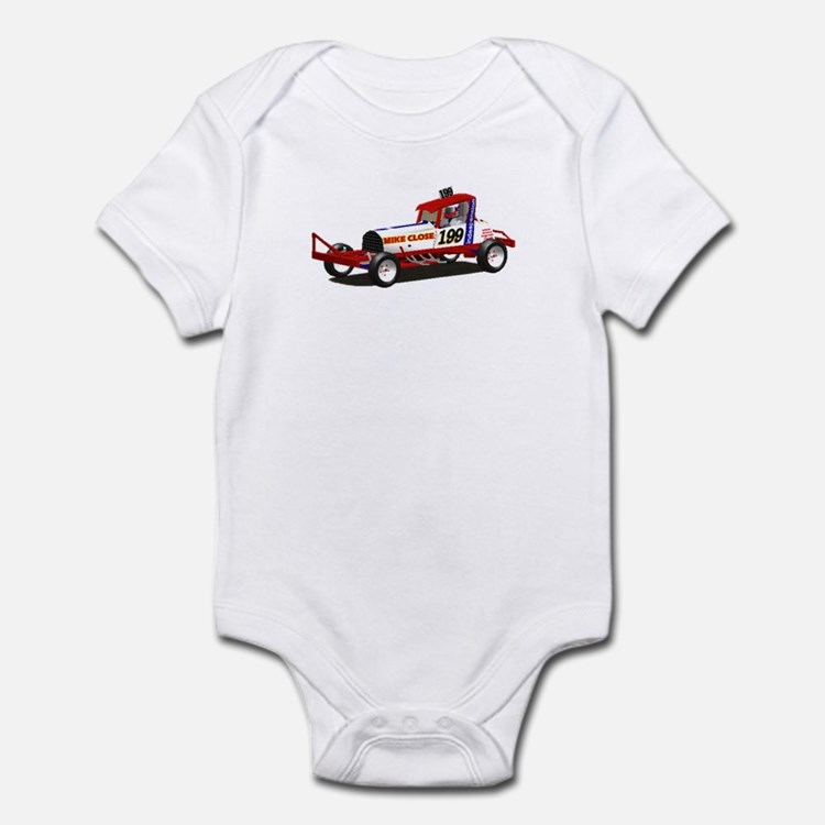 199 Brisca Retro Infant Bodysuit