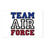 Team Air Force Postcards (Package of 8)