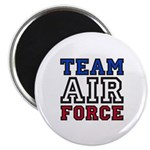"Team Air Force 2.25"" Magnet (10 pack)"