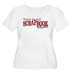 This is my scrapbook shirt T-Shirt