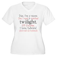 Twilight Moms 4 T-Shirt