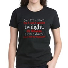 Twilight Moms 4 Tee