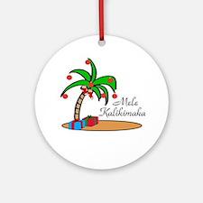 Mele Kalikimaka Ornament