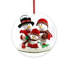 Holidays Ornament (Round)