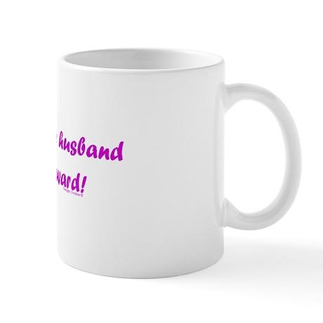 Husband for Edward Mug