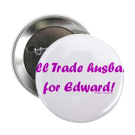 """Husband for Edward 2.25"""" Button (10 pack)"""