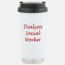 Dialysis SW Travel Mug