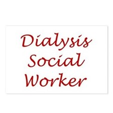 Dialysis SW Postcards (Package of 8)
