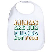 Animal Rights Bib