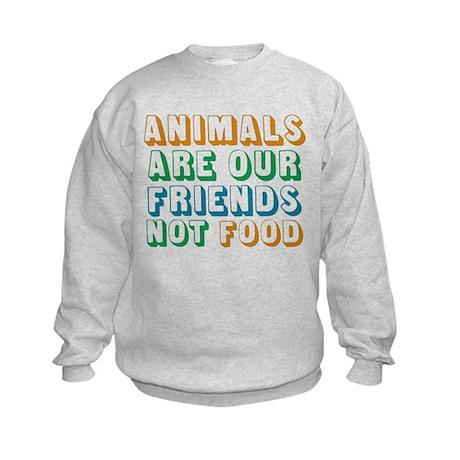 Animal Rights Kids Sweatshirt