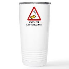 Hot Brass: Travel Mug