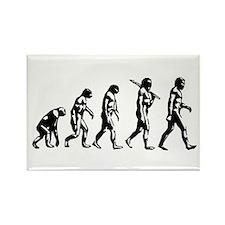 Evolution of Man Rectangle Magnet
