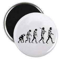 """2.25"""" Magnet (100 pack) - Evolution of Man"""