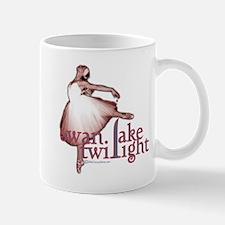 Swan Lake Twilight Mug