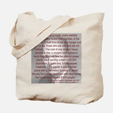 'Spread the Wealth Around' Ike Tote Bag