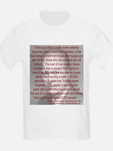 'Spread the Wealth Around' Ike T-Shirt