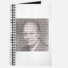 'Spread the Wealth Around' Ike Journal