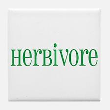 Herbivore Tile Coaster
