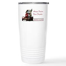 John Lund Tribute Travel Mug