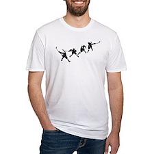 Hockey Art Slapshot Shirt