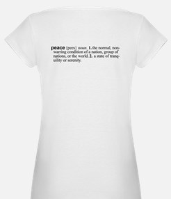 Definition of Peace Shirt