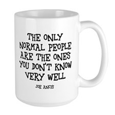 Normal people Mug