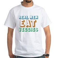Real Men Eat Veggies Shirt