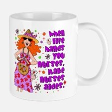 Make Nurses Aides Mug
