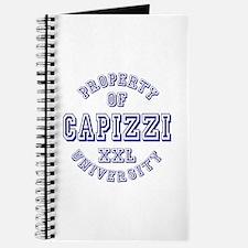 Property of Capizzi University Journal
