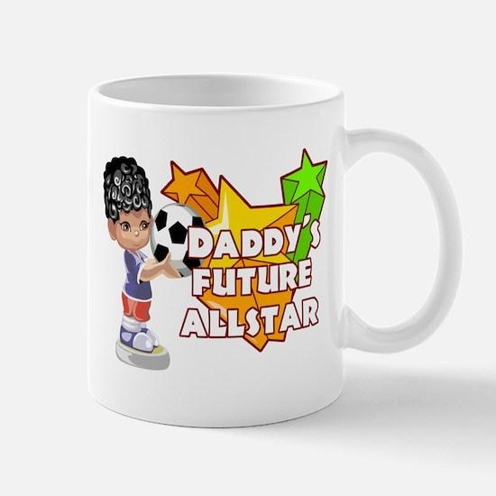 Daddy's future allstar Mug