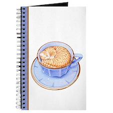 Cat in Coffee Journal