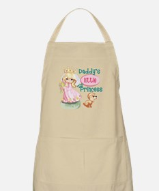 Daddy's little Princess BBQ Apron