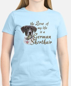 Love German Shorthair T-Shirt