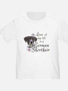 Love German Shorthair T