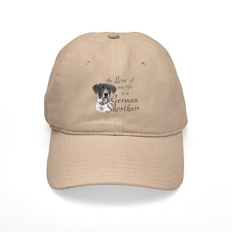 Love German Shorthair Cap