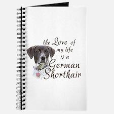 Love German Shorthair Journal