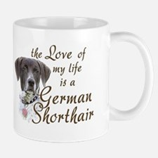Love German Shorthair Mug