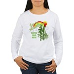 Forks Washington Women's Long Sleeve T-Shirt