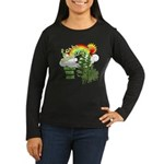 Forks Washington Women's Long Sleeve Dark T-Shirt