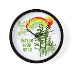 Forks Washington High School Clock