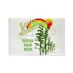 Forks Washington Rectangle Magnet (100 pack)