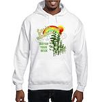 Forks Washington Hooded Sweatshirt