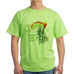 Forks Washington Green T-Shirt