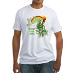 Forks Washington Fitted T-Shirt