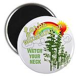 """Forks Washington 2.25"""" Magnet (10 pack)"""