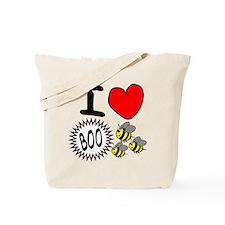 Boo Bees Tote Bag
