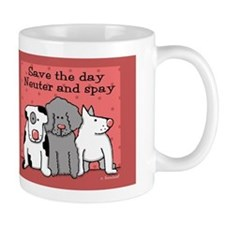 Dog Spay and Neuter Mug