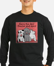 Dog Spay and Neuter T