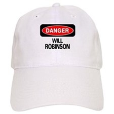 Danger Will Robinson Baseball Cap